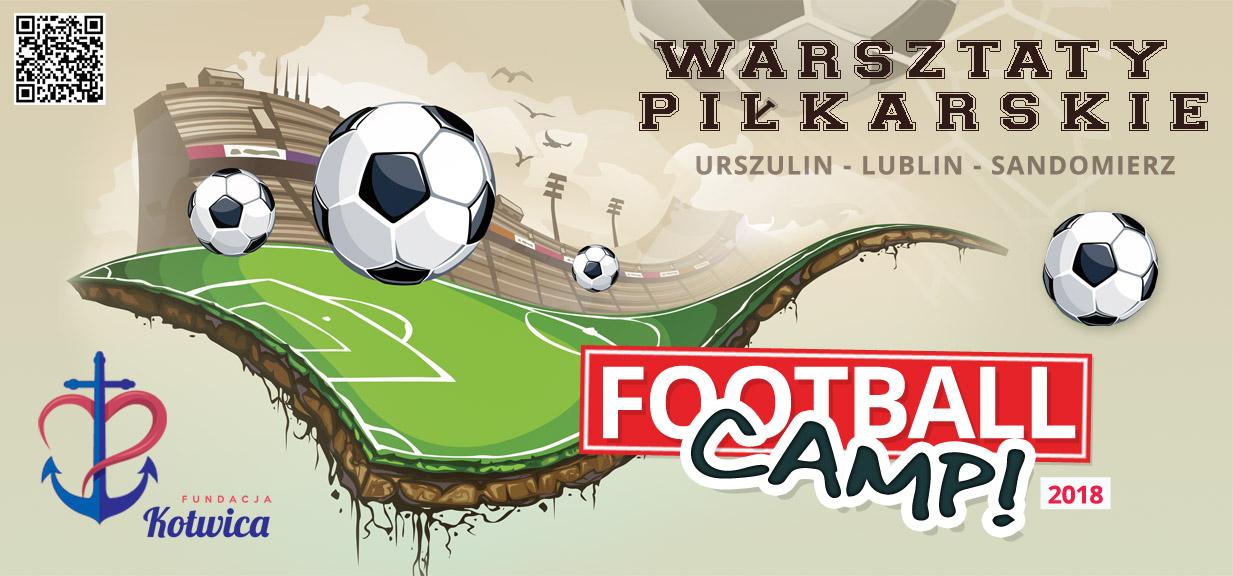 Warsztaty piłkarskie – ZAPISY