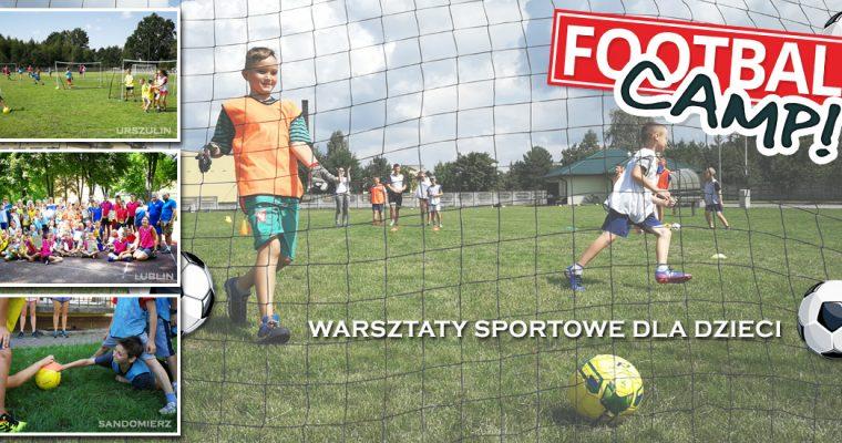 Obozy sportowe dla dzieci