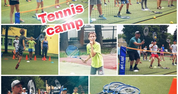 TENNIS CAMP 2018 REPORT