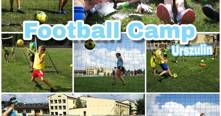 Football Camp URSZULIN