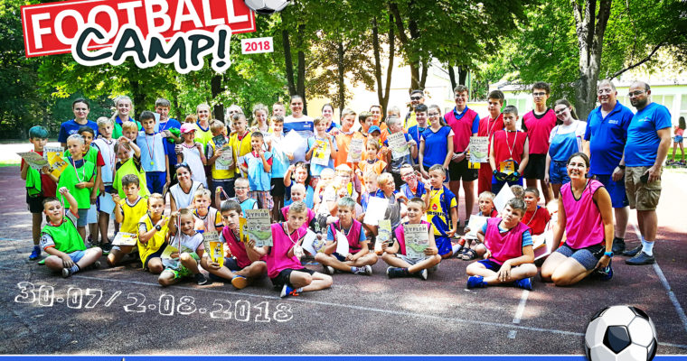 FOOTBALL CAMP – LUBLIN