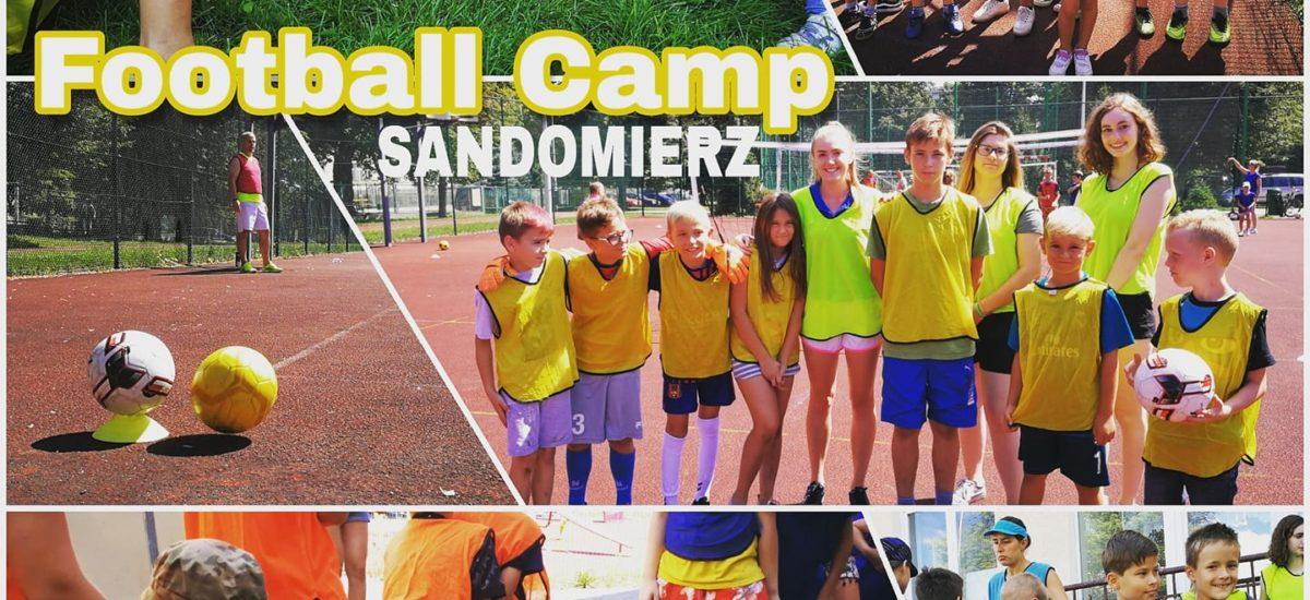 Football camp – Sandomierz