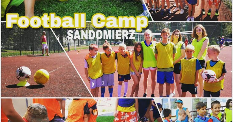 Football camp – Sandomierz