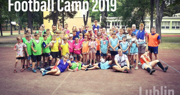 football camp Lublin