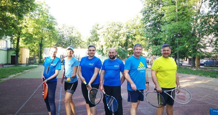 Szkolenie trenerów tenisa