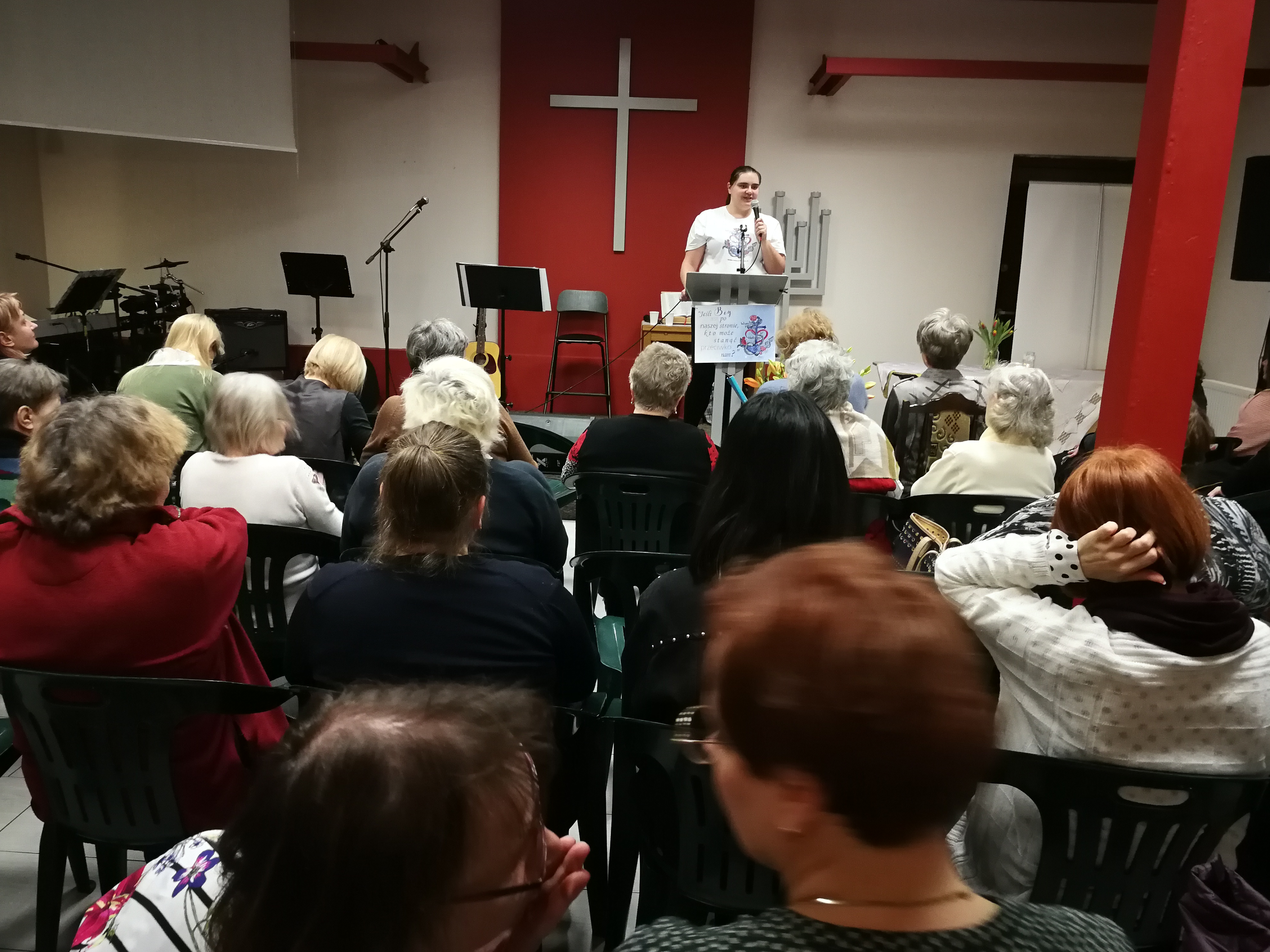 STEPS OF FAITH – REPORT FROM WOMEN'S CONFERENCE III