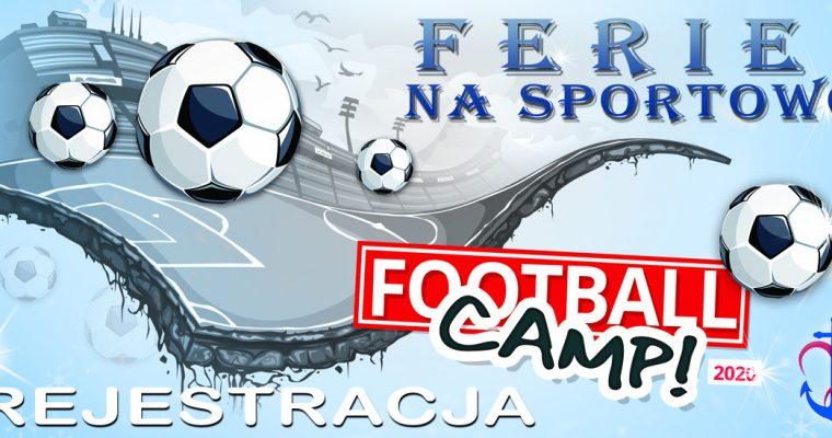 Ferie na sportowo banner