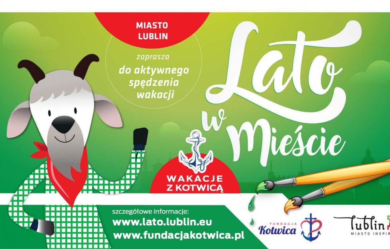 Lato w mieście Kotwica Lublin